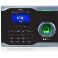 中控智慧(ZKTeco)指纹考勤机 专业型高速打卡机 WIFI传输大容量 U160
