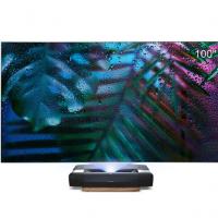 极米 A1pro 100英寸激光无屏电视 4K大屏超高清 投影仪 投影机家用 3D投影仪超短焦 A1pro(含100寸黑栅软幕)