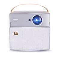 极米(XGIMI) CC极光智能无线高清家用投影机便携式影院投影 3D无屏智能影院