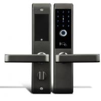 喜利(XILI)智能家用蓝牙民宿电子密码锁指纹IC卡房门锁木门室内指纹锁办公室锁
