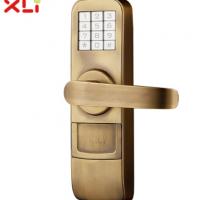 XLI/喜利 智能机械密码门锁 室内家居房门锁 多色可选可直接替换执手锁M2S右手锁 右手锁58mm