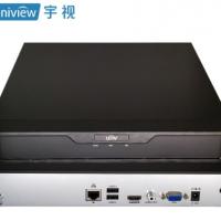 宇视监控硬盘录像机 4路8路录像机 硬盘存储NVR 手机远程 可多扩展2路 支持500万摄像机 NVR301-04S2