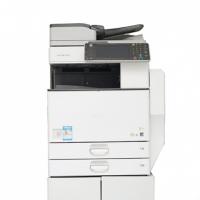 理光MP5002复合复印机 复印打印 A3双面多功能一体机 MP5002 官方标配