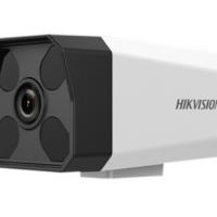 海康威视摄像头200万/1080P网络高清监控摄像头带POE红外50米 4MM焦距 DS-IPC-B12-I