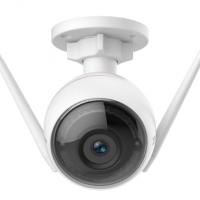 萤石 C3W 1080P 2.8mm 摄像头 防水30米夜视 智能无线高清网络wifi远程监控摄像头枪机 海康威视智能安防品牌