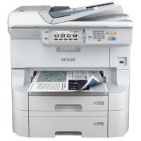 爱普生(EPSON)WF-8593A3+部门级彩色商用数码复合机加两个纸盒 (企业版)