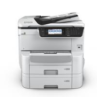 爱普生(EPSON)WF-C8690a A4/A3+彩色喷墨墨仓大中型办公数码复合机 标配