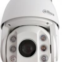 大华200万网络监控摄像头室外防雨H265球机20倍光学变焦支持内存卡DH-