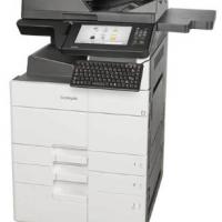 利盟(Lexmark)MX910de黑白激光打印机A4多功能一体机打印复印扫描双面打印复印机办公商用 MX910de