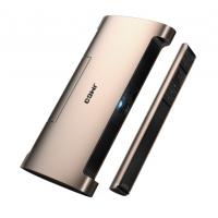 坚果(JmGO)明智M6微型手机智能投影仪家用全高清便携式迷你3D小型投影机办公无线同屏电视家庭影院 坚果M6【香槟金】