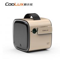 酷乐视R4s风尚 投影仪 家用高清1080P智能便携式办公微型迷你投影机 R4风尚升级版