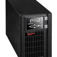 山特(SANTAK) C1K/C2K/C3K在线式UPS不间断电源稳压服务器电脑机房 C1K标机1KVA/800W