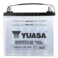 汤浅(Yuasa)汽车电瓶蓄电池55B24LS 12V 本田思域 CRV