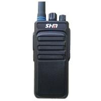 SHM深华美M-618 对讲机 大功率手台 酒店工地工程队手持对讲器 标配