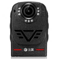 警翼执法记录仪法翼执法记录仪T2执勤工作行为记录仪高清红外大广角小巧可更换电池官方标配32G 黑色