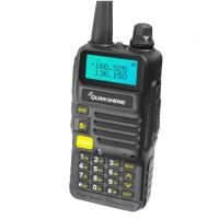 QUANSHENG 泉盛UV-R50 对讲机 调频自驾户外民用无线电手台 二代标配(黑色)