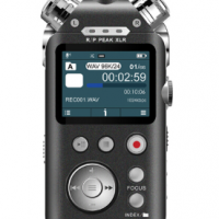 飞利浦(PHILIPS)VTR8800 16G 高端精选 录音笔 12通道发烧HIFI音乐播放器