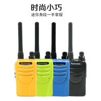 泉盛(QUANSHENG)彩色微型对讲机酒店专用便携餐馆对讲机TG-K58MINS