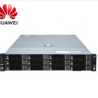 华为HUAWEI 智能计算 服务器 机架 RH2288H V3 2U12盘 2620*2CPU 16G*4 2T*6SATA 双电 1G缓存
