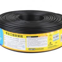秋叶原(CHOSEAL) 75-3视频监控线 摄像机安防专用线缆 96网 200米 黑色 200米