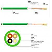 智能建筑内部控制系统用总线电缆