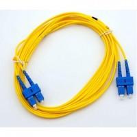 sc-upc双芯光纤跳线